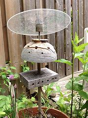 rob's space-age bee condo