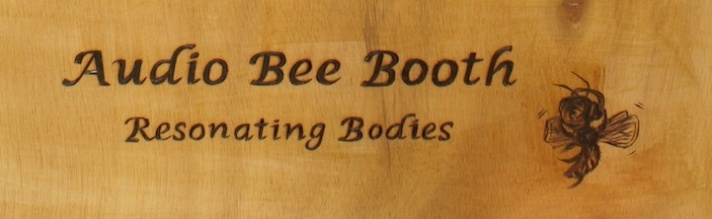 Resonating Bodies - Tree Museum Booth