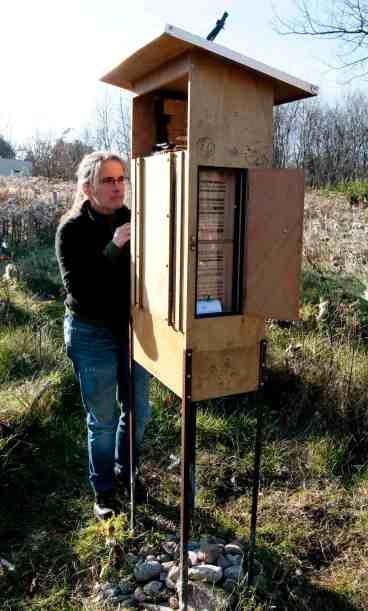 Resonating Bodies - SPeebles TM Bee Booth